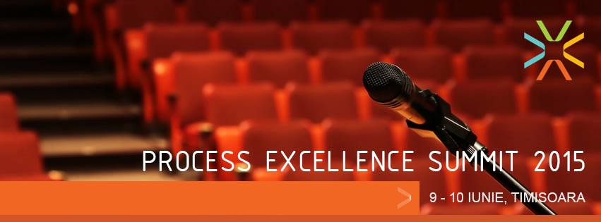 Process Excellence Summit in Timisoara