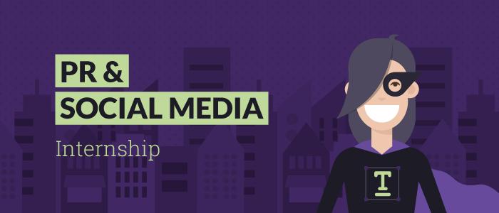 PR & Social Media Internship