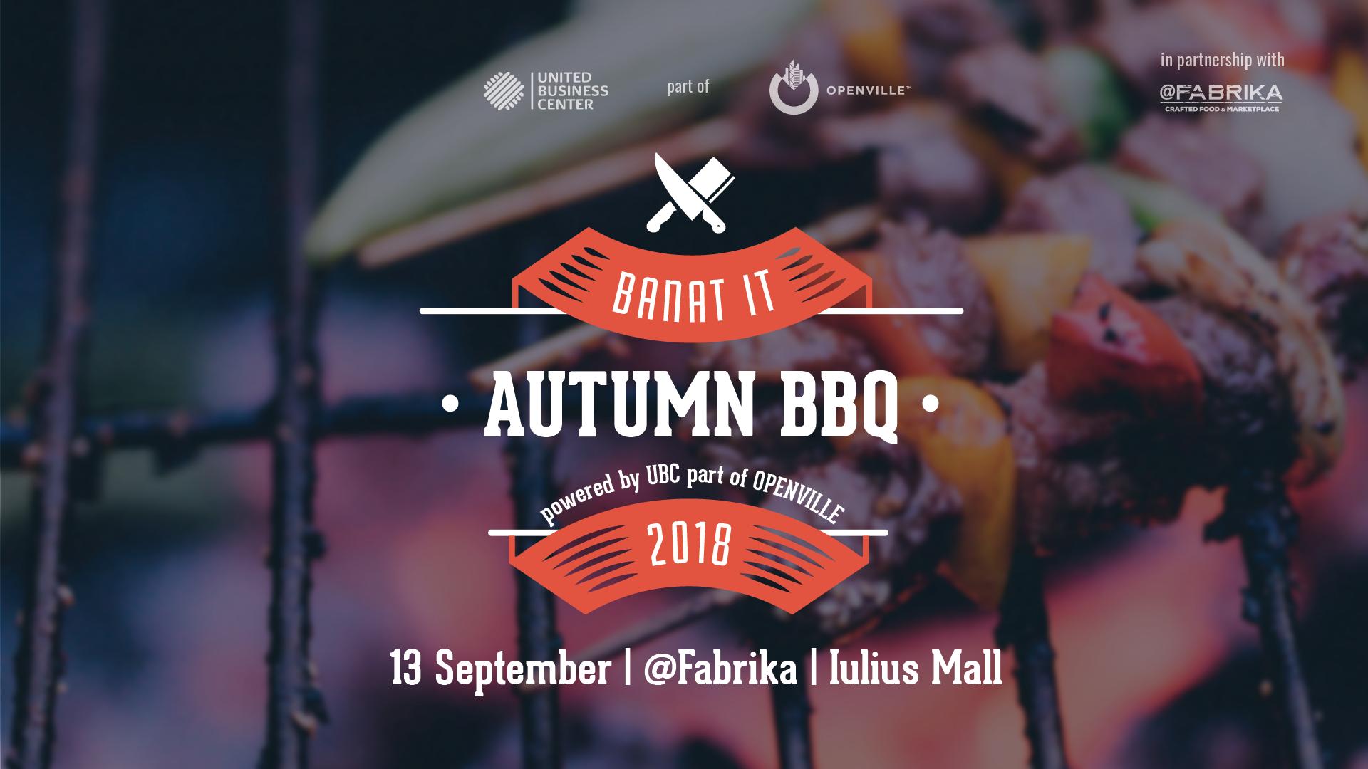 Banat IT Autumn BBQ